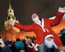 В предстоящие новогодние праздники россияне будут отдыхать полторы недели