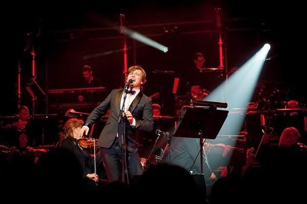 Концерт «Би-2» с симфоническим оркестром