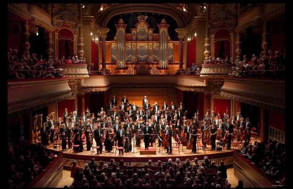 Бесплатные концерты в Мариинке