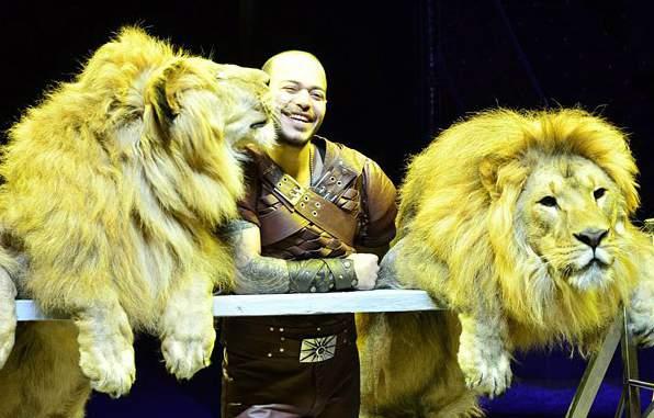 Уникальное шоу в Цирке в Автово