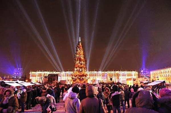 Концерт петербург новый год