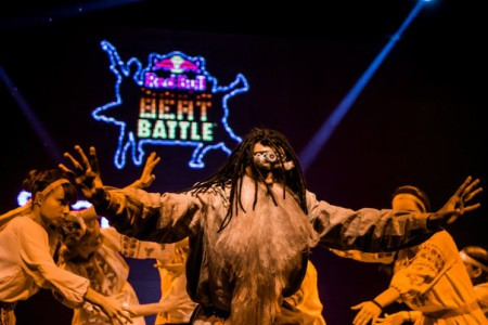 Финал Red Bull Beat Battle 2015 в клубе А2